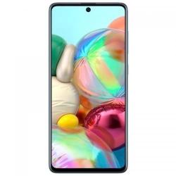 Telefon Mobil Samsung Galaxy A71 (2020) Dual SIM, 128GB, 4G, Crush Blue