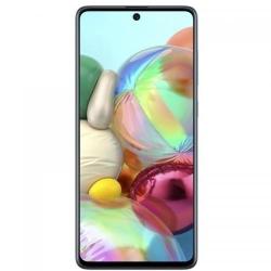 Telefon Mobil Samsung Galaxy A71 (2020) Dual SIM, 128GB, 4G, Crush Silver
