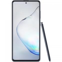 Telefon Mobil Samsung Galaxy Note 10 Lite, Dual SIM, 128GB, 4G, Aura Black