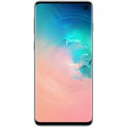 Telefon Mobil Samsung Galaxy S10, Dual Sim, 128GB, 4G, Prism White