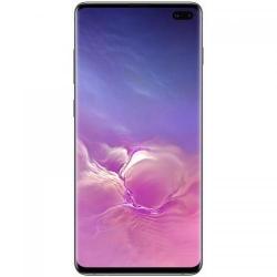 Telefon Mobil Samsung Galaxy S10 Plus, Dual Sim, 128GB, 4G, Ceramic Black