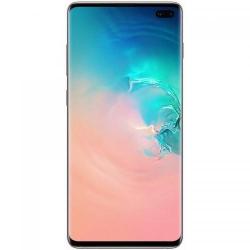 Telefon Mobil Samsung Galaxy S10 Plus, Dual Sim, 128GB, 4G, Ceramic White