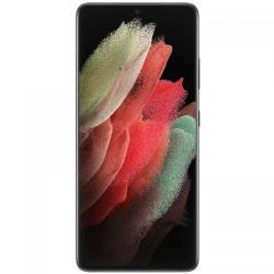 Telefon Mobil Samsung Galaxy S21 Ultra Dual SIM, 128GB, 12GB RAM, 5G, Phantom Black