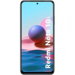 Telefon Mobil Xiaomi Redmi Note 10 Dual SIM, 64GB, 4GB RAM, 4G, Pebble White