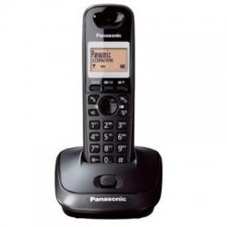 Telefon Panasonic DECT KX-TG2511FXT cu caller ID, negru
