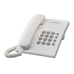 Telefon Panasonic KX-TS500FXW, Alb
