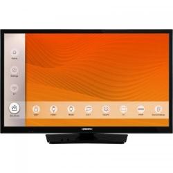 Televizor LED Horizon 24HL6100H/B Seria HL6100H/B, 24inch, HD Ready, Black