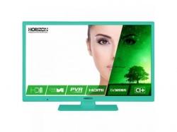 Televizor LED Horizon 24HL7123H Seria HL7123H, 24inch, HD Ready, Green