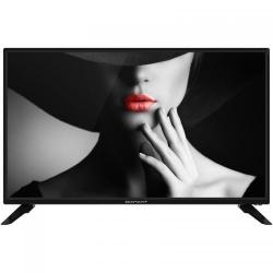 Televizor LED Horizon Diamant 32HL4300H Seria HL4300H, 32inch, HD Ready, Black