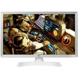 Televizor LED LG Smart 24TL510S-WZ Seria TL510S, 24inch, HD Ready, White