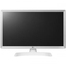 Televizor LED LG Smart 28TL510S-WZ Seria TL510S-WZ, 28inch, HD Ready, White