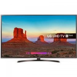 Televizor LED LG Smart 49UK6400PLF Seria K6400PLF, 49inch, Ultra HD 4K, Black-Grey