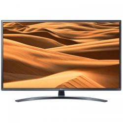 Televizor LED LG Smart 49UM7400 Seria M7400, 49inch, Ultra HD 4K, Grey