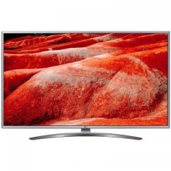 Televizor LED LG Smart 50UM7600PLB Seria M7600PLB, 50inch, Ultra HD 4K, Silver