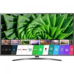 Televizor LED LG Smart 75UN81003LB Seria UN8100, 75inch, UltraHD 4K, Silver-Grey