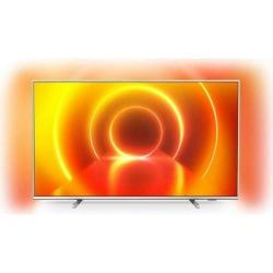 Televizor LED Philips 55PUS7855/12 seria 55PUS7855, 55inch, UltraHD 4K, Silver