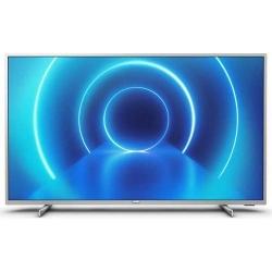Televizor LED Philips 58PUS7555/12 seria 58PUS7555, 58inch, UltraHD 4K, Silver