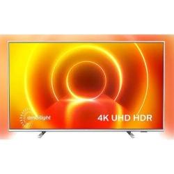 Televizor LED Philips 58PUS7855/12 Seria PUS7855/12, 58inch, UHD, White