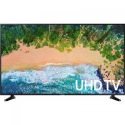 Televizor LED Samsung Smart 40NU7182 seria NU7182, 40inch, Ultra HD 4K, Black