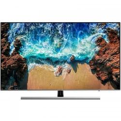 Televizor LED Samsung Smart 65NU8002 Seria NU8002, 65inch, Ultra HD 4K, Silver-Black