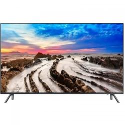 Televizor LED Samsung Smart UE65MU7072 Seria MU7072, 65inch, Ultra HD 4K, Silver