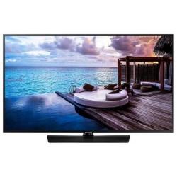 Televizor LED Smart Samsung HG49EJ690UBXEN Seria EJ690, 49inch, Ultra HD 4K, Black