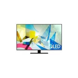 Televizor QLED Samsung Smart QE50Q80TATXXH Seria Q80T, 50inch, Ultra HD, Gray