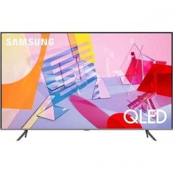 Televizor QLED Samsung Smart QE65Q60TAUXXH Seria 65Q60T, 65inch, Ultra HD 4K, Black