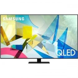 Televizor QLED Samsung Smart QE65Q80TATXXH Seria 65Q80T, 65inch, Ultra HD 4K, Carbon Silver