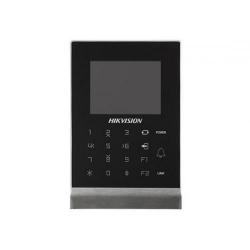 Terminal de control acces cu LCD si camera Hikvision DS-K1T105M-C