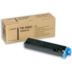 Toner Kyocera TK-500C Cyan