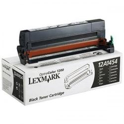 Toner Lexmark Black 12A1454