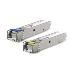 Transceiver Ubiquiti UF-SM-1G-S, SFP, 2 Pack