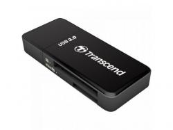 Card Reader Transcend RDF5, USB 3.0,Black