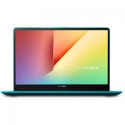 Ultrabook ASUS VivoBook S15 S530UA-BQ047, Intel Core i5-8250U, 15.6inch, RAM 8GB, SSD 256GB, Intel UHD Graphics 620, FreeDos, Firmament Green