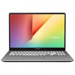 Ultrabook ASUS VivoBook S15 S530UF-BQ028, Intel Core i5-8250U, 15.6inch, RAM 8GB, SSD 256GB, nVidia GeForce MX130 2GB, FreeDos, Gun Metal