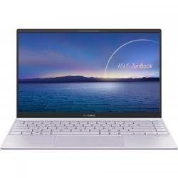Ultrabook ASUS ZenBook 14 UX425EA-KI468T, Intel Core i5-1135G7, 14inch, RAM 8GB, SSD 1TB, Intel Iris Xe Graphics, Windows 10, Lilac Mist
