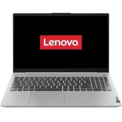 Ultrabook Lenovo IdeaPad 5 15ITL05, Intel Core i3-1115G4, 15.6inch, RAM 8GB, SSD 256GB, Intel UHD Graphics, No OS, Platinum Grey