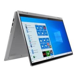 Ultrabook Lenovo IdeaPad Flex 5 15IIL5, Intel i5-1035G1, 15.6inch Touch, RAM 8GB, SSD 512GB, Intel UHD Graphics, Windows 10, Platinum grey