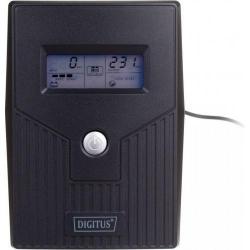 UPS Digitus DN-170063-LCD, 600VA