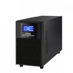 UPS Mustek PowerMust 2000 Online LCD Tower, 2000VA