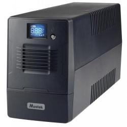 UPS Mustek PowerMust 600 Line Interactive LCD, 600VA