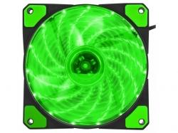 Ventilator Genesis Hydrion 120, Green LED, 120mm