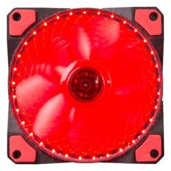 Ventilator Marvo FN-11 red LED, 120mm
