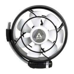 Ventilator pentru laptop Arctic Summair Light USB, White