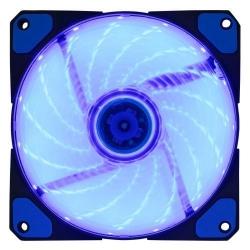 Ventilator Spacer SF12, Blue LED, 120mm
