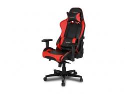 Scaun gaming Arozzi Verona XL Plus, Black-Red