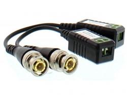 Video balun cu surub pentru cablu UTP/FTP; Cod EAN: 5948636027402