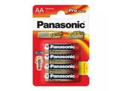 Videoproiector Panasonic Pro Power Alkaline, 4x LR6/AA, Blister