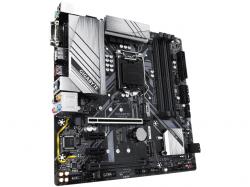 Placa de baza GIGABYTE Z390 M, Intel Z390, Socket 1151 v2, mATX
